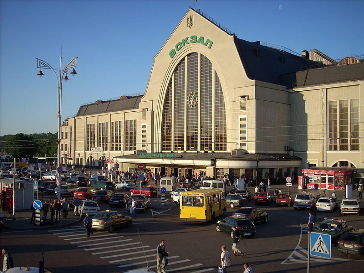 В Киеве будут реконструировать Вокзальную площадь