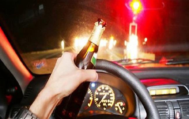 Штраф за вождение в нетрезвом виде увеличили до 51 тыс грн