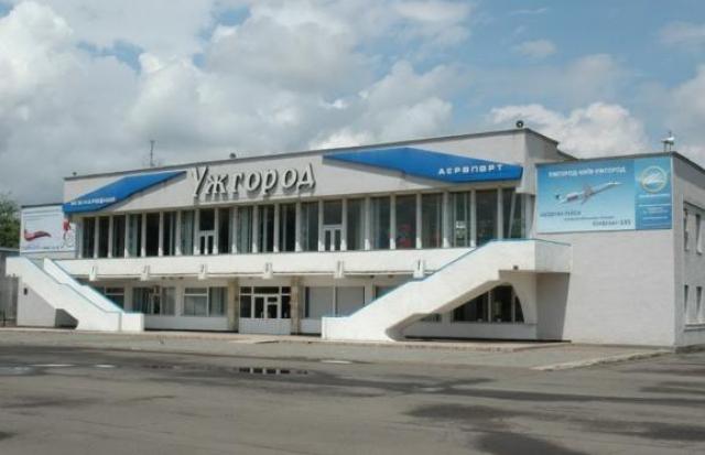 Авиарейсы Киев-Ужгород возобновят