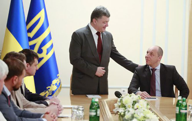 Порошенко ввел в действие решение СНБО об итогах военного положения