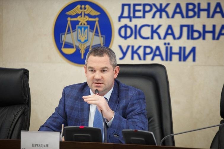 Экс-руководителя ГФС Продана вызвали на допрос в САП