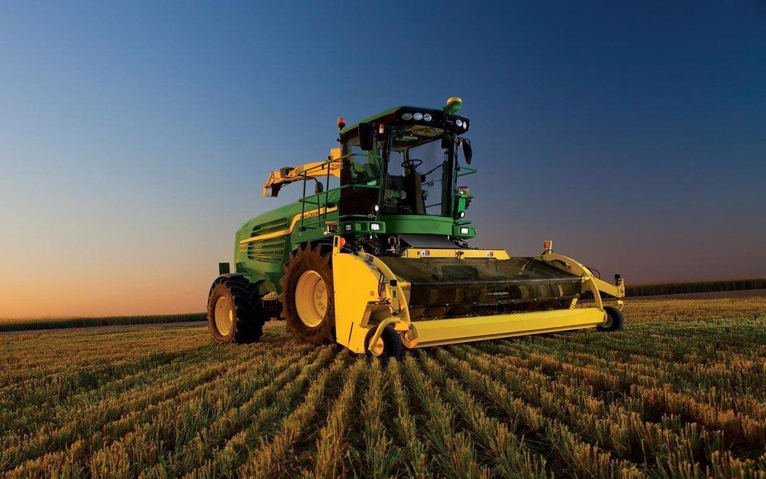Аграриям за 4 месяца компенсировали за сельхозтехнику свыше 128 млн грн