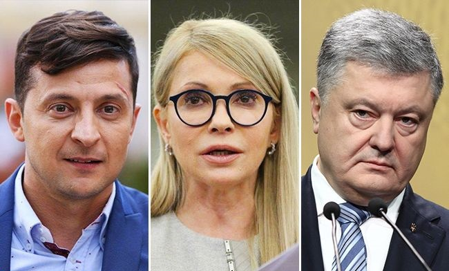 Социологи определили тройку лидеров президентской гонки