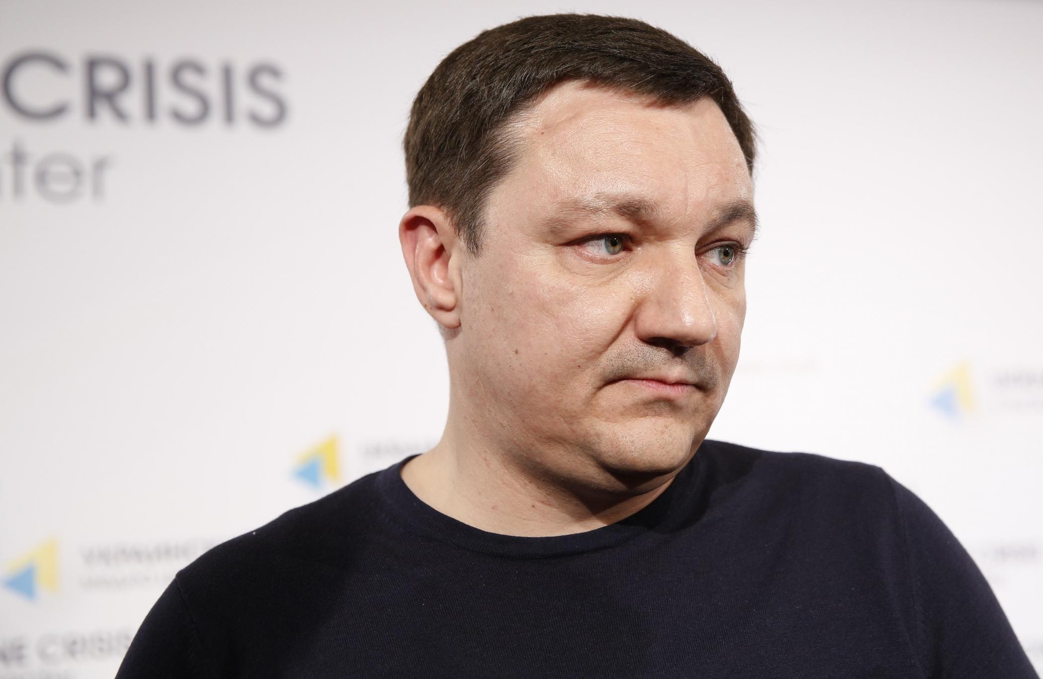 В Киеве найден мертвым нардеп Дмитрий Тымчук