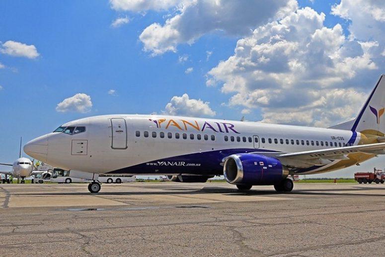 Yanair начнет полеты из Одессы в Ереван