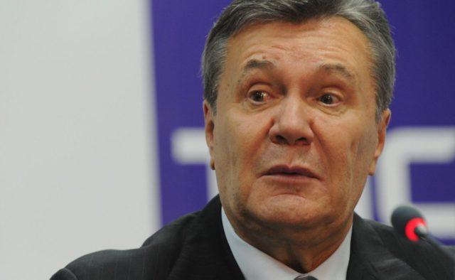 Януковича госпитализировали