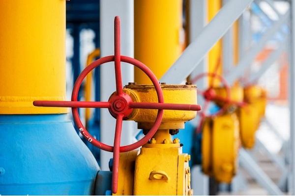 Украина уже на треть наполнила газовые хранилища