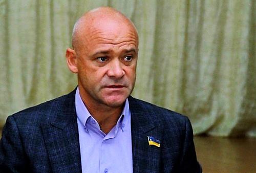 Мэру Одессы Труханову объявили подозрение