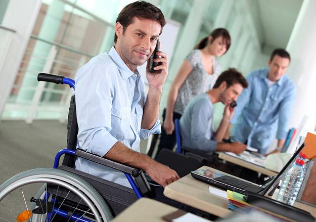 В 2016 году Служба занятости трудоустроила около 10 тысяч людей с инвалидностью