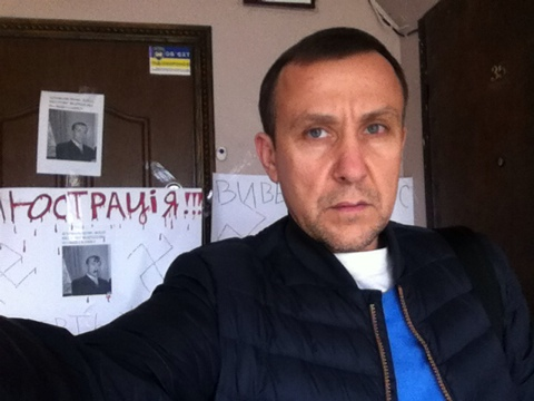 В Киеве напали на квартиру известного оппозиционного журналиста