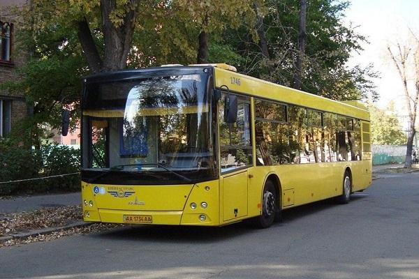 В Киев из Броваров запустили бесплатный автобус