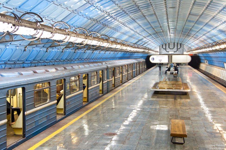Британское «Zaha Hadid Architects» спроектирует станции метро в Днепре