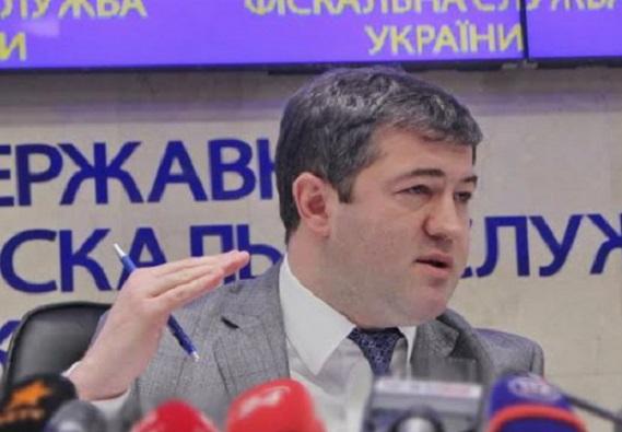 Возмущенный своим увольнением Насиров подал заявление в ГПУ на Данилюка