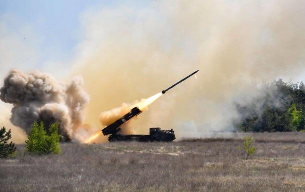 ВСУ взяли на вооружение ракетный комплекс