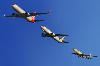 МИУ опубликовало августовский рейтинг пунктуальности украинских авиакомпаний