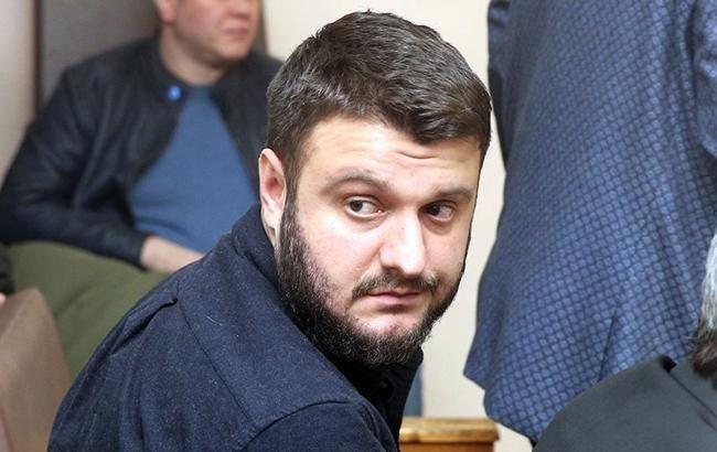 Суд снял арест с имущества Авакова-младшего