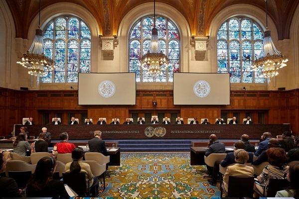 Украина подала иск в суд ООН о финансировании РФ терроризма