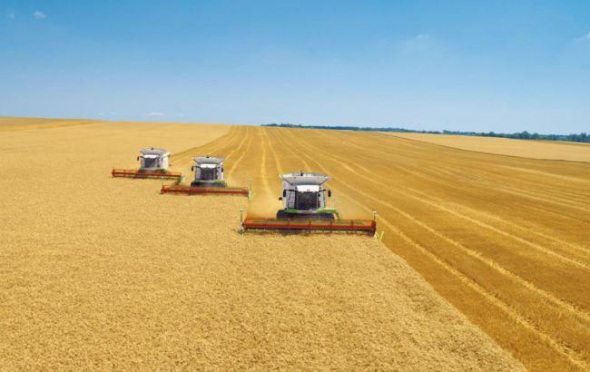 В Украине наблюдается упадок сельхозпроизводства