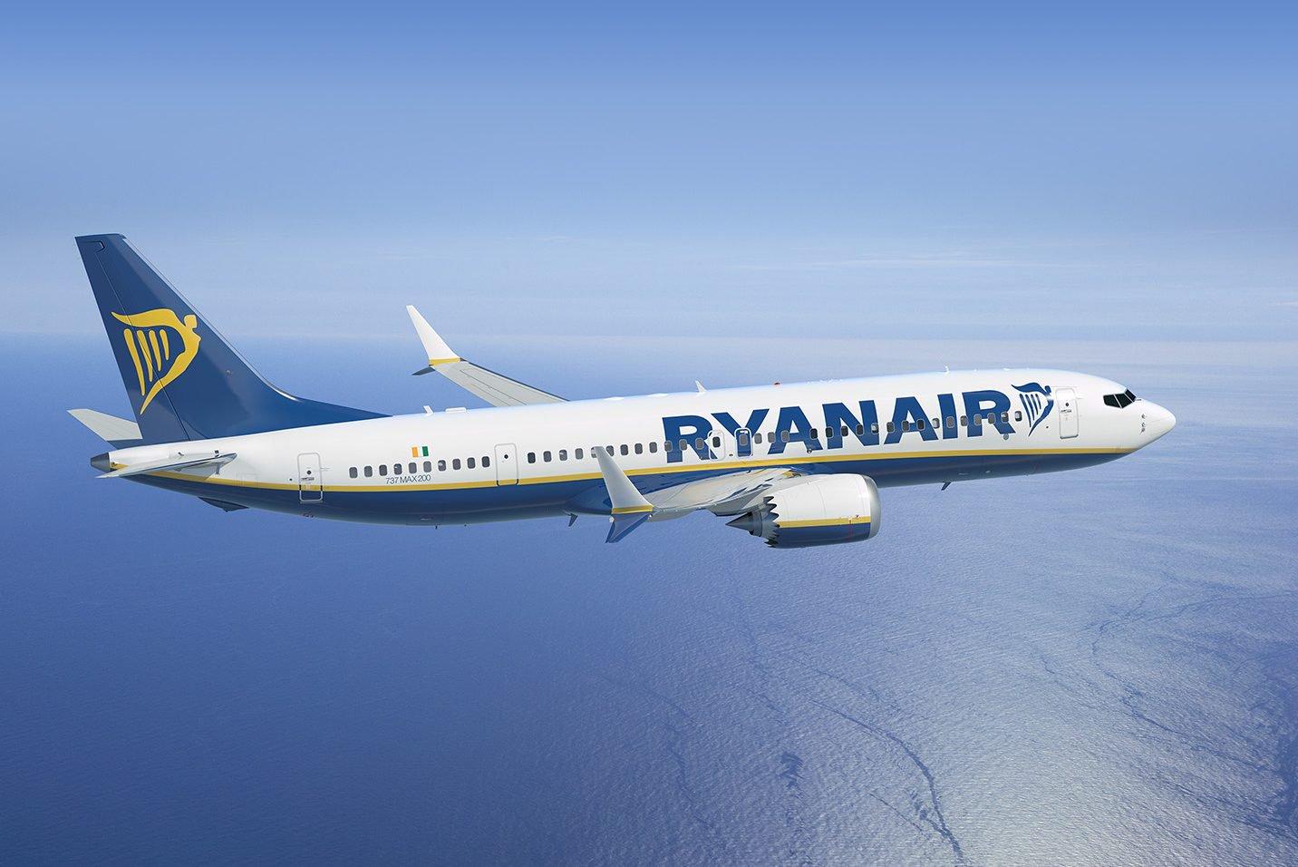 Ryanair выйдет на украинский рынок, несмотря на проблемы