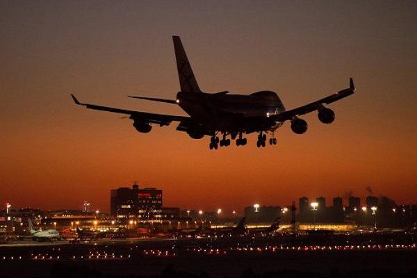 В украинских аэропортах пассажиропоток увеличился на 19%