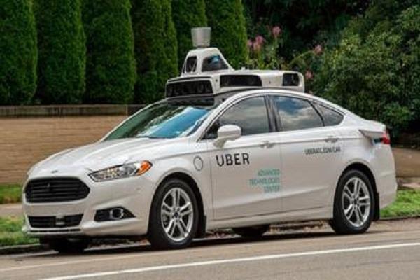 Uber нашел решение по взаимодействию беспилотников с пешеходами