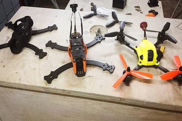Украинский стартап создает сверхпрочные корпуса для беспилотников