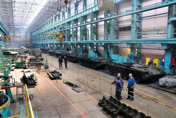 Завод Малышева установил рекорд по реализации продукции