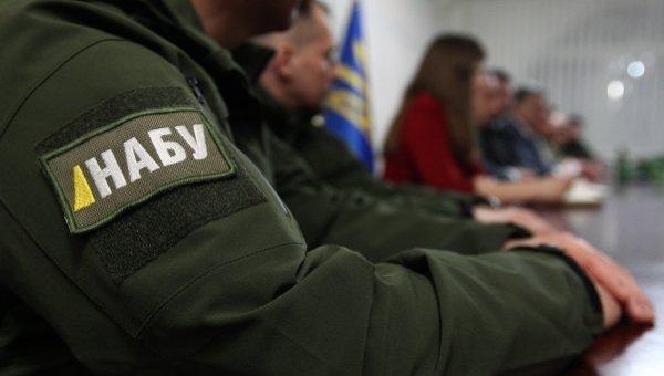 Детективы НАБУ и ГПУ провели обыски у бывших чиновников МВД