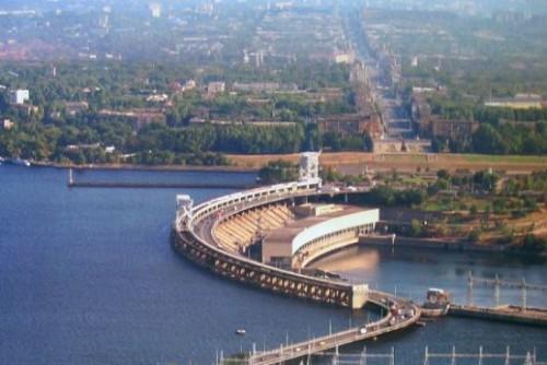 Немецкая компания поможет Днепровской ГЭС с реконструкцией