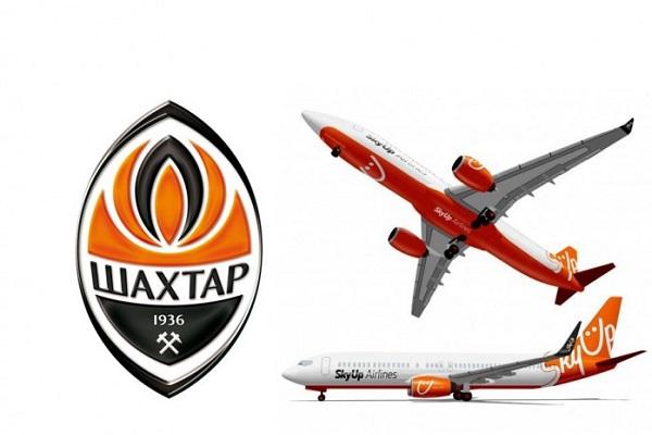 Впервые украинская авиакомпания подпишет контракт с футбольным клубом