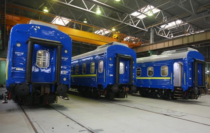 ТОП-10 поставщиков пассажирских вагонов «Укрзализныци»