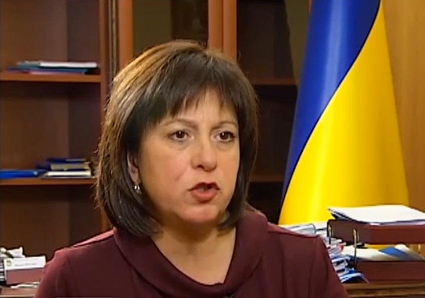 Яресько заявляет о блокировке коммерческими кредиторами вопроса о реструктуризации госдолга Украины