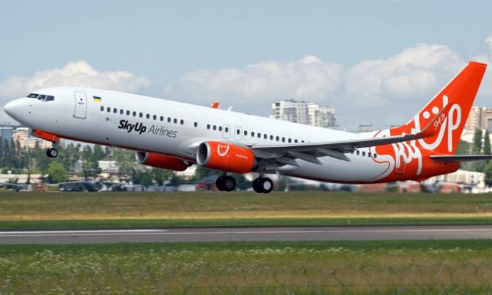 SkyUp получила разрешение на полеты в Европу