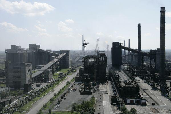 Авдеевский коксовый завод возобновил работу второго производственного крыла