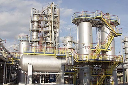 Одесский припортовый завод вновь заработал на полную мощность