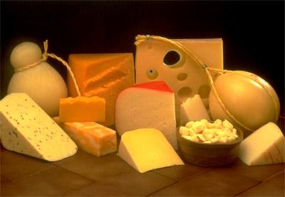 Экспорт сыров из Украины рухнул в 8,5 раза до $13 млн