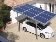 Украинцы разработали экономные зарядные станции для электрокаров
