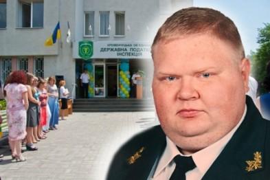 В Днепропетровской области высокопоставленный фискал судится с журналистами