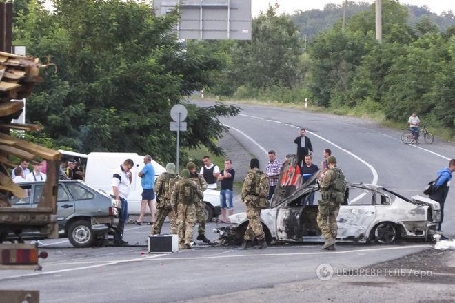 ЧП в Мукачево: депутаты выявили новые обстоятельства конфликта