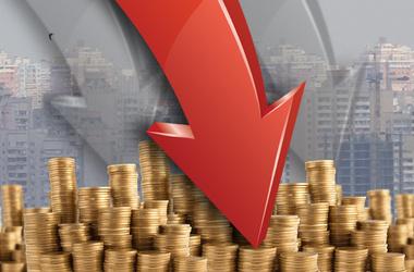 Рекордный обвал: за годы независимости Украины ее реальный ВВП сократился на 35%