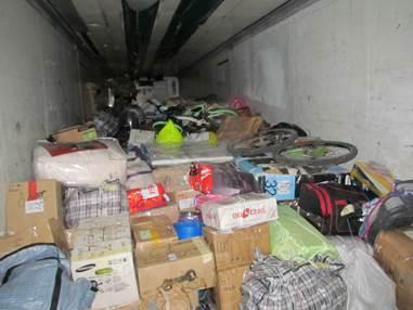 Черниговские таможенники помогали переправлять контрабанду в РФ