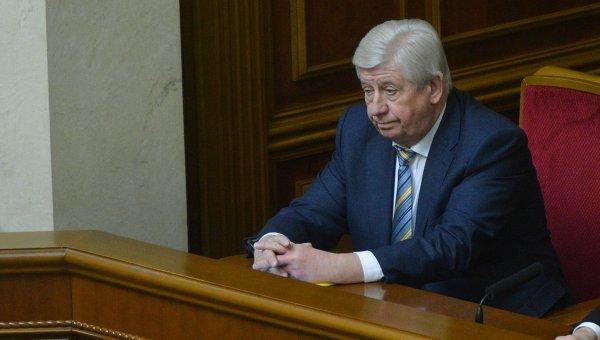 Коррупционные скандалы в Раде: Шокин хочет вновь прийти в парламент