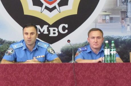 Милицию Одессы возглавил сын скандального банкира, причастного к