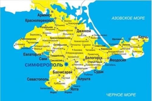 В Крыму ожидают провал нового курортного сезона