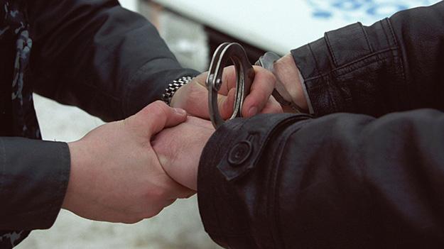 Полиция задержала сына депутата из фракции Ляшко за езду на угнанном авто
