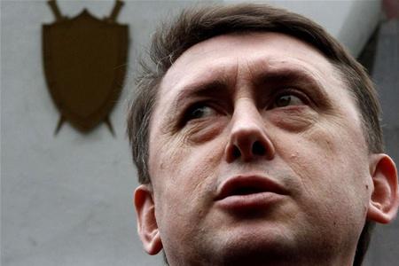 В доме экс-майора Мельниченко провели обыск