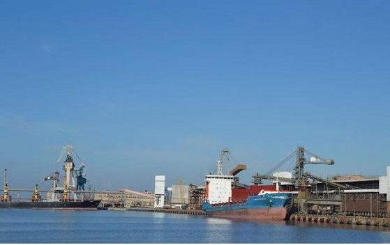 Порт «Ника-Тера» на 43% нарастил грузооборот