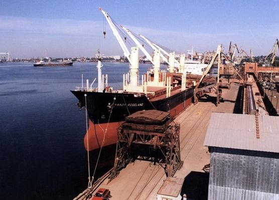 Морской терминал «Ника-Тера» увеличил перевалку грузов на 10,3%