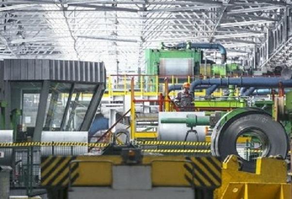 «Запорожсталь» завершила ремонт линии соляно-кислотного травления