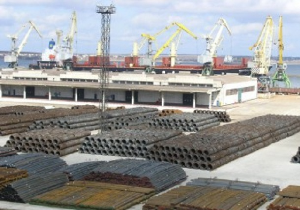Порт Ольвия установил рекорд по перевалке грузов